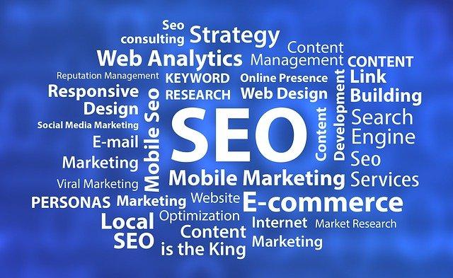 seo www marketing optimalizace webové stránky