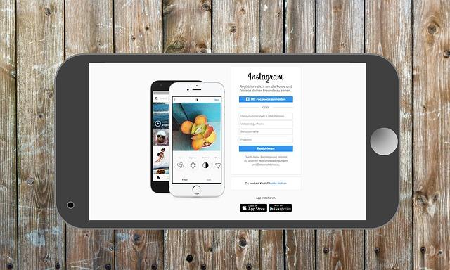 instagram sociální síť