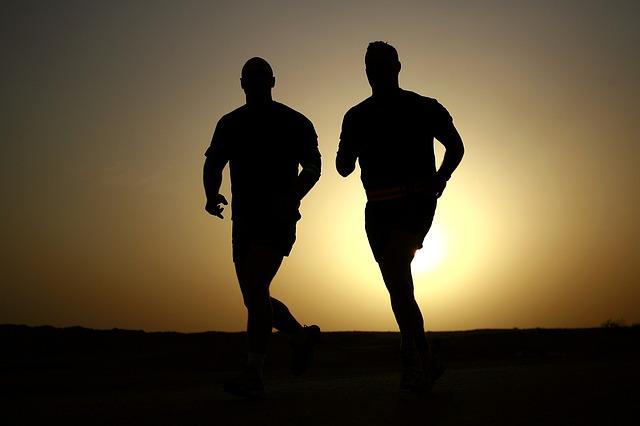 rekreační běžci