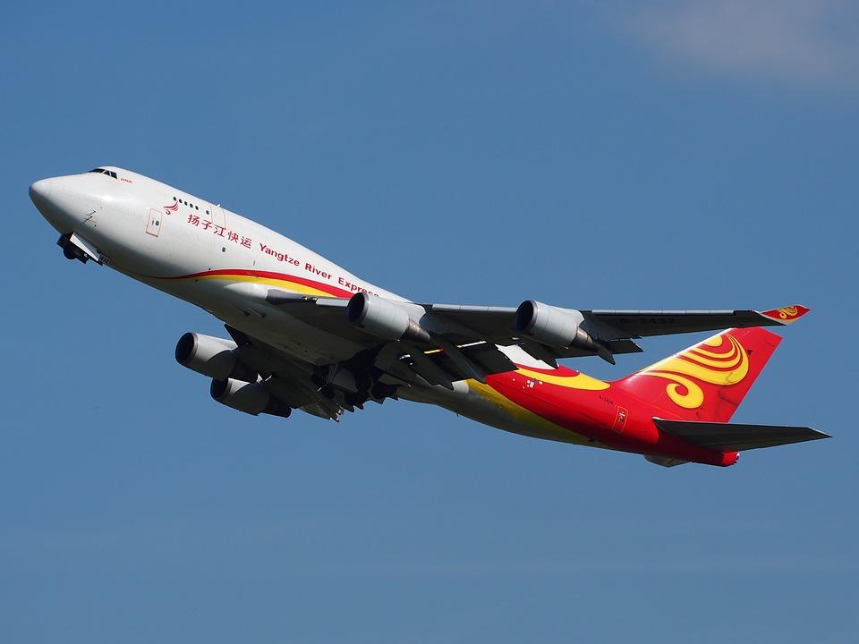 vzlet Boeingu